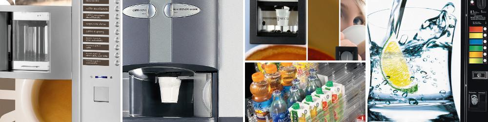 Automaty na potraviny