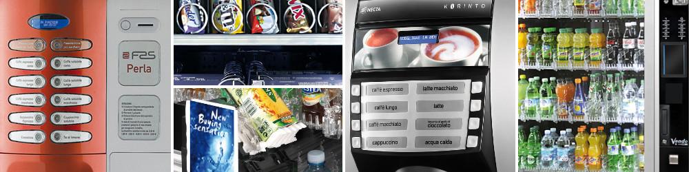 Prodejní nápojové automaty