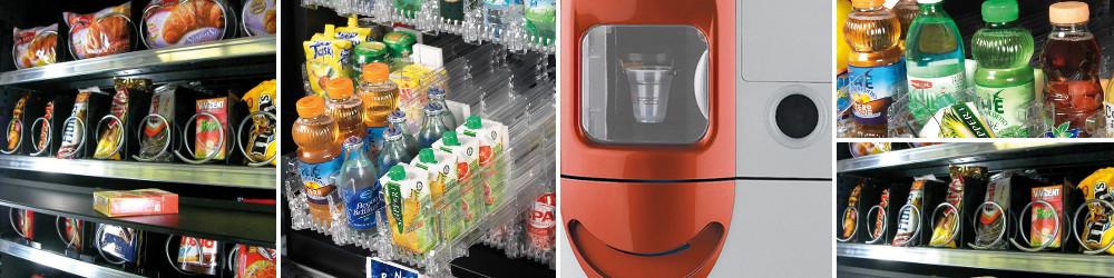 Automaty na chlazené nápoje