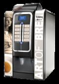 AKCE - Necta SOLISTA Espresso + Instant - stroj z výstavy